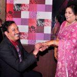 Rohan Gandotra parents