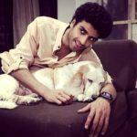 Rohan Khurana loves dogs