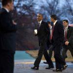 Ronny Jackson With Barack Obama