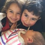 Ross Taylor children