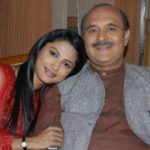 Rucha Hasabnis Father
