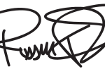 Russel Peters Signature