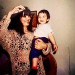 Rysa Saujani Childhood Photo