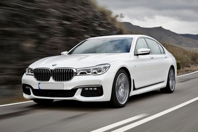 SRK BMW 7 Series