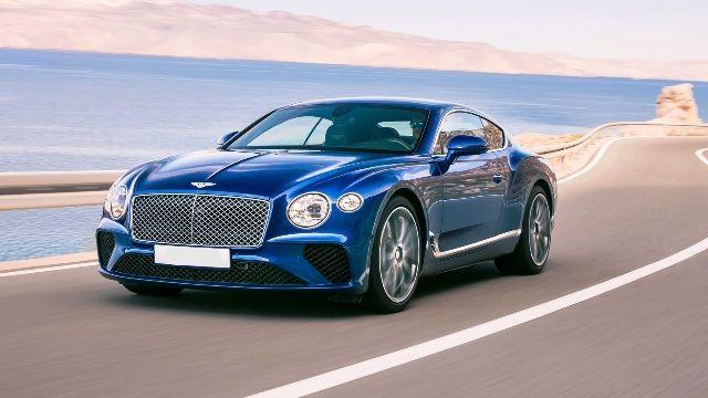 SRK Bentley Continental GT