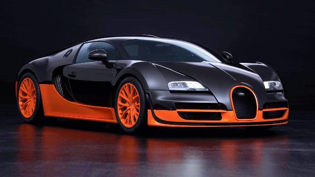 SRK Bugatti Veyron