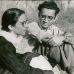 Saadat Hasan Manto With His Wife Safia