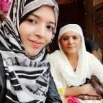 Sabina Jat mother