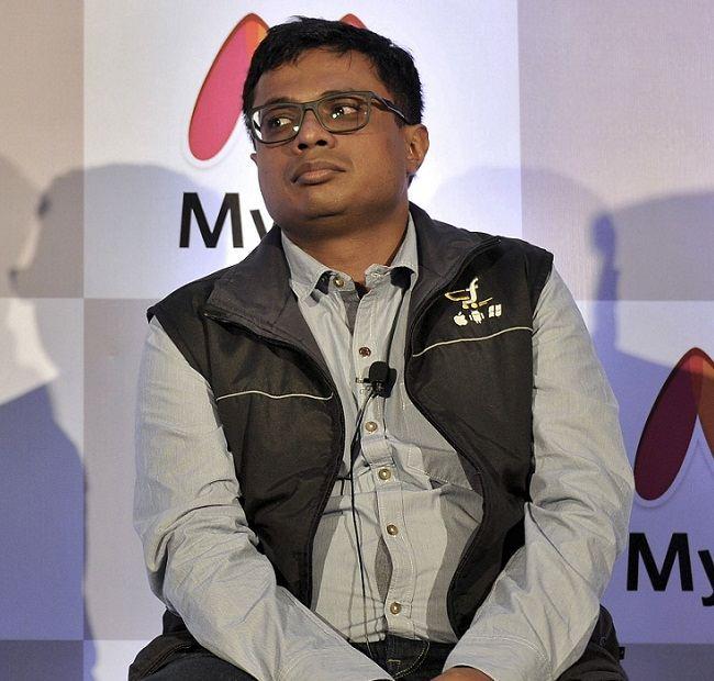 Sachin Bansal Flipkart cofounder