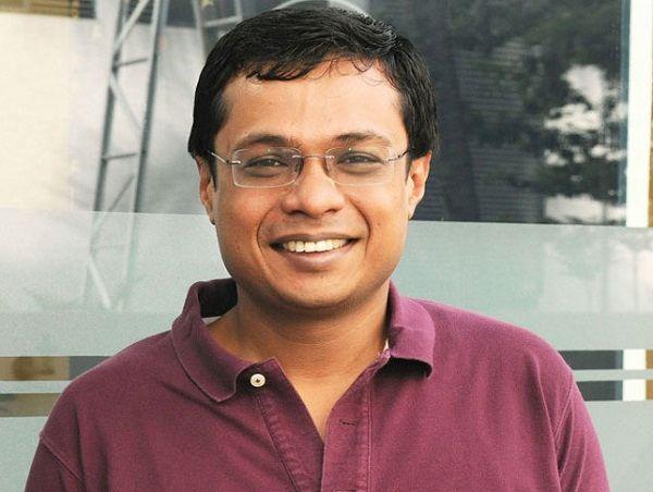 Sachin Bansal profile