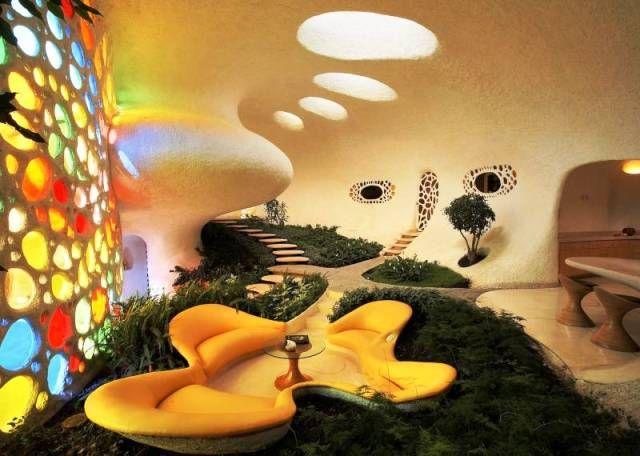 Sachin Tendulkar Shell House Inside Picture