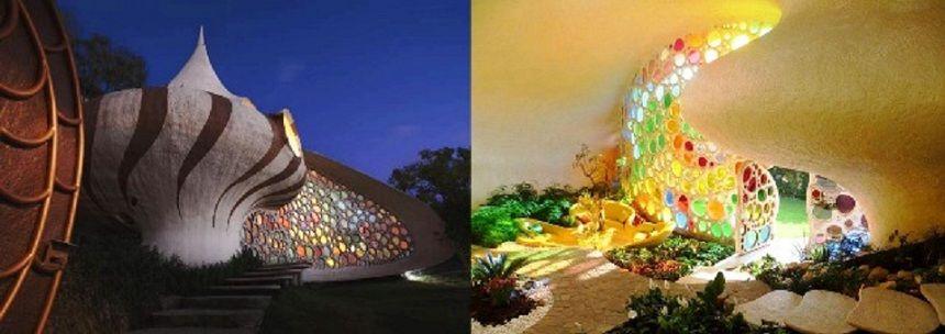 Sachin Tendulkar Shell House Picture