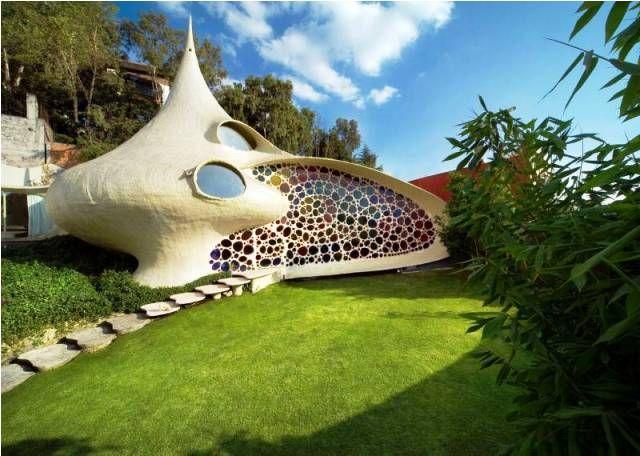 Sachin Tendulkar Shell House