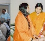 Sadhvi Rithambara Organises The Health Camps