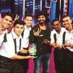 Sagar Bora in Dance Plus 1