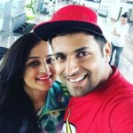 Sahil Vedoliyaa with his wife