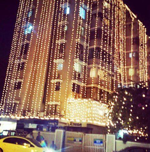 Salman Khan's Galaxy Apartment