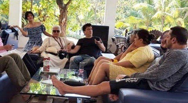 Salman Khan's Panvel Farmhouse Inside