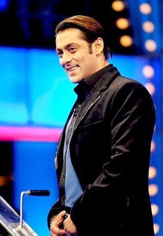 Salman Khan - 10 Ka Dum hairstyle