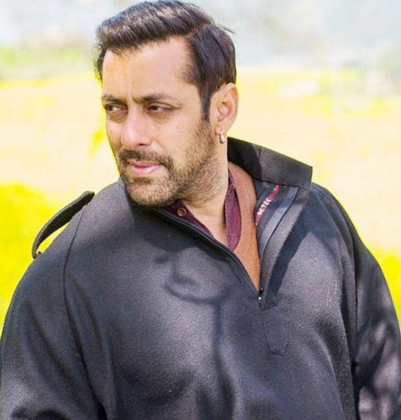 Salman Khan - Bajrangi Bhaijaan beard style