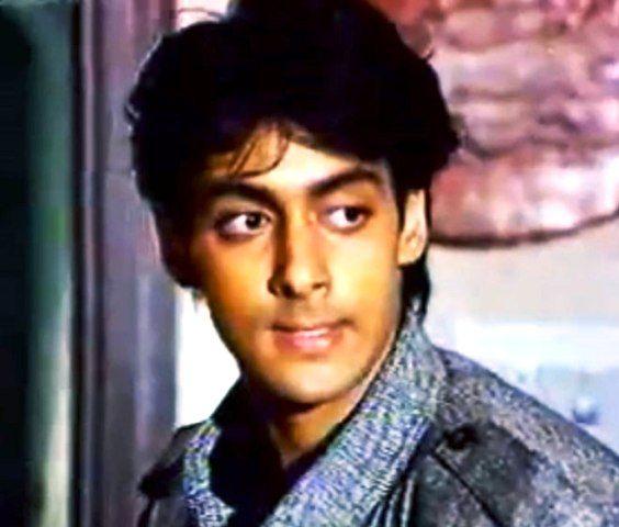 Salman Khan - Biwi Ho To Aisi hairstyle