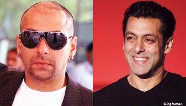 Salman Khan Hair Transplant