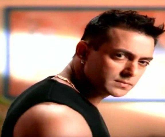 Salman Khan - Honey Honey song hairstyle