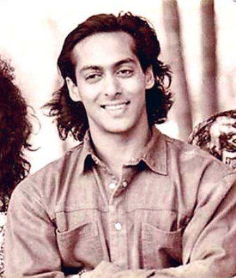 Salman Khan - Patthar Ke Phool hairstyle