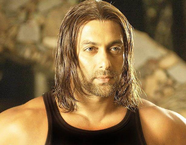 Salman Khan - Saawan hairstyle