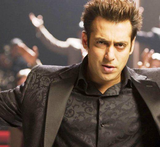 Salman Khan - Salaam-e-Ishq hairstyle