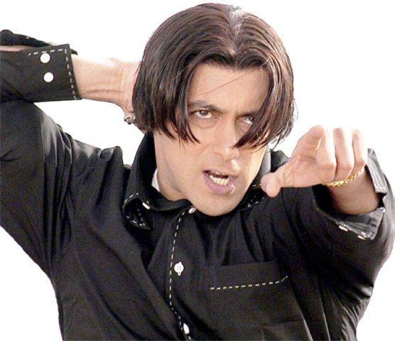 Salman Khan - Tere Naam hairstyle