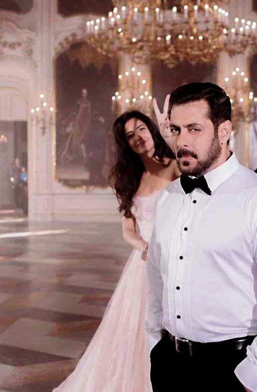 Salman Khan - Tiger Zinda Hai beard style