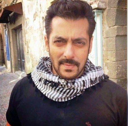 Salman Khan - Tiger Zinda Hai hairstyle