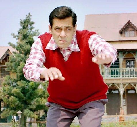 Salman Khan - Tubelight hairstyle