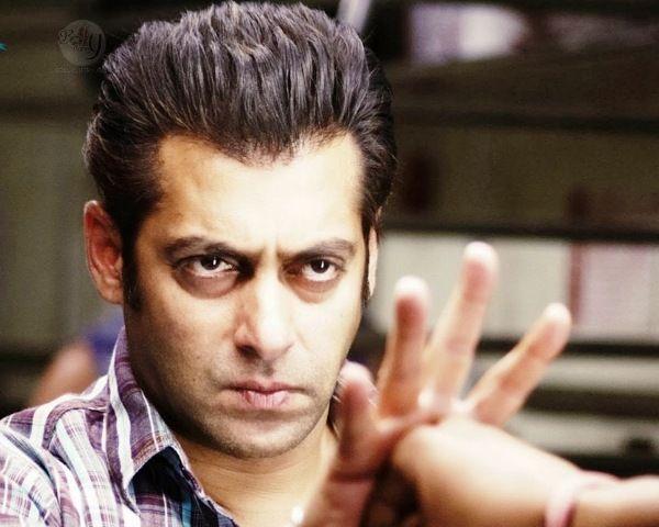 Salman Khan - Wanted hairstyle
