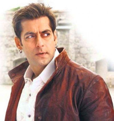 Salman Khan - Yuvvraaj hairstyle