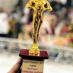 Sameera Sherief received Best Producer award