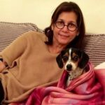 Sameera Tyabjee loves dogs