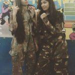 Samiksha Malik with her sister