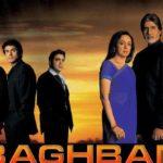 Samir Soni's film Baghban's poster
