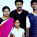 Samuthirakani with his family
