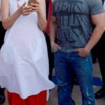 Sangeet Bijlani with Salman Khan