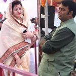 Sangeet Som and His Wife Preeti Som