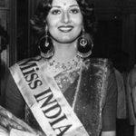 Sangeeta Bijlani- Miss India 1980