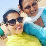Sangram Chougule wife and mother