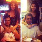 Sanjana Sanghi's parents