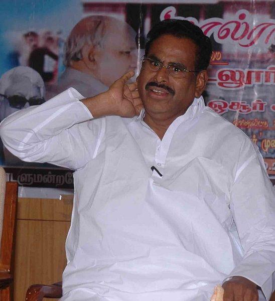 Sasikala Husband M Natarajan