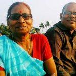 Seema Azmi parents