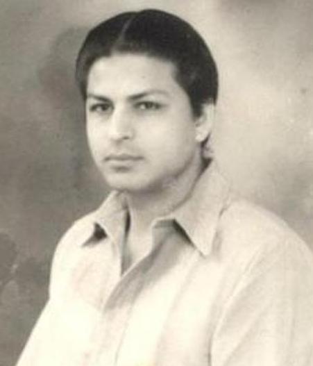Shah Rukh Khan father Mir Taj Mohammed Khan