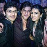 Shah Rukh khan At Deepak Kochhar Daughter Wedding